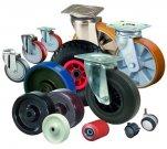 Промышленные колеса с нагрузкой до 300кг