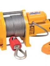 Электрическая мини лебедка CWS-230(г/п 230кг, в/п 24м)