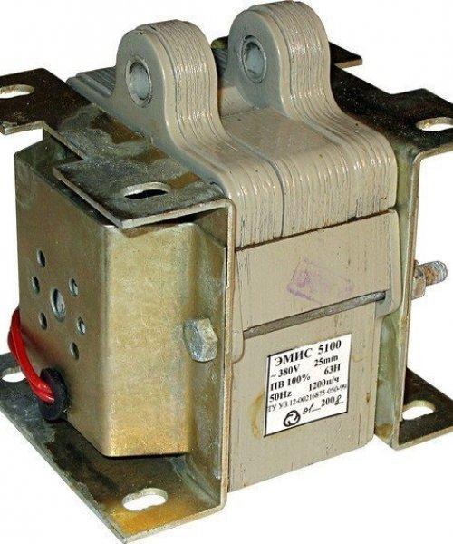 Электромагнит ЭМИС-5100 220В 50Гц