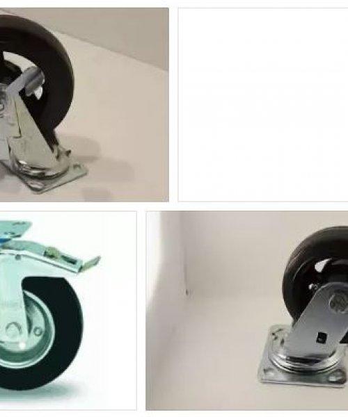 Большегрузное колесо обрезиненное С-4102-DYS