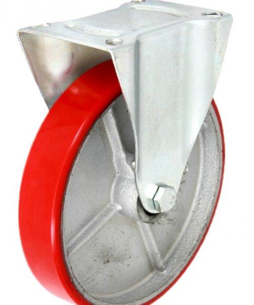 Колеса большегрузные полиуретановые (не поворотное)