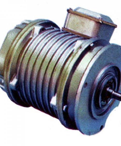 Двигатель передвижения со встроенным тормозом серии КК 5т(№КК 1407-6)