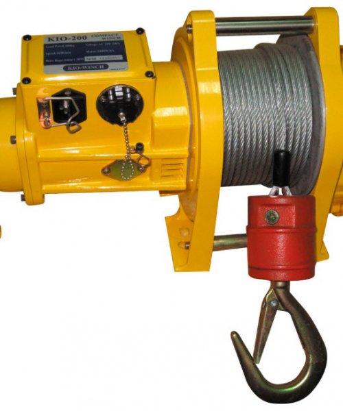 Электрическая компактная лебедка CK-300L
