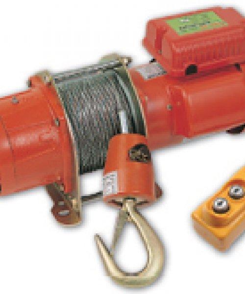 Электрическая лебедка CP-300(г/п 300кг, в/п 30м)
