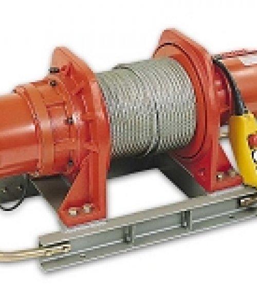 Электрическая лебедка CWG-30151(г/п 500кг,в/п 98м)