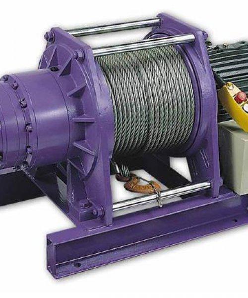 Электрическая лебедка CWG-30750(г/п -2200кг в/п -97м)