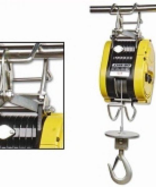 Электрическая мини лебедка CWS-80 (г/п 80кг, в/п20м)