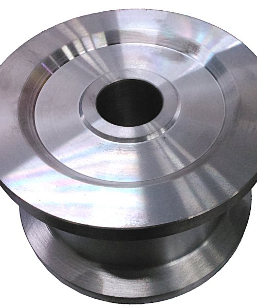 Каток(колесо)крана холостой 3-5т Диаметром 160мм