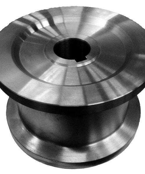 Каток(колесо)крана приводной 3-5т Диаметром 160мм