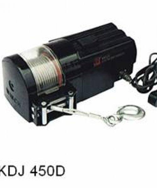 Лебедка автомобильная KDJ-450D(г/п 200кг, 15м)