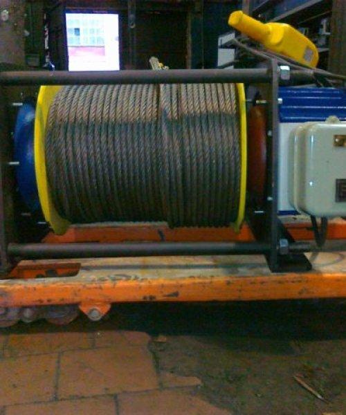 Лебедка электрическая ЛЭП-1,6т 100м