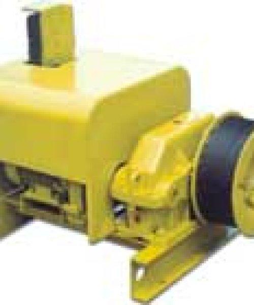 Лебёдка тяговая электрическая ТЛ-14А