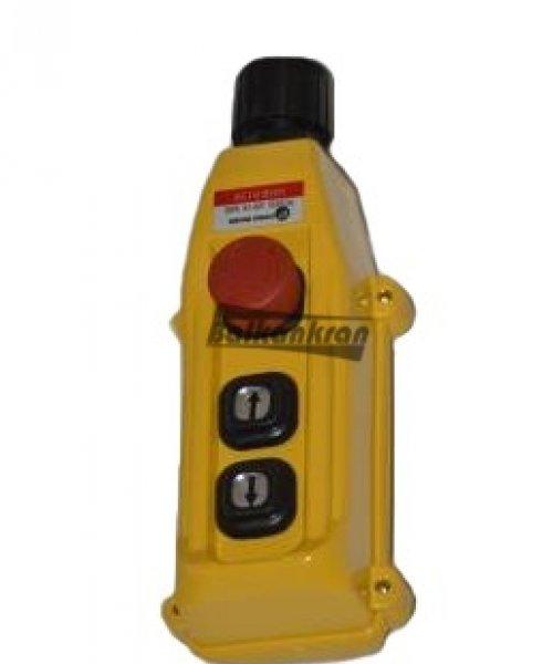 Пульт кабельный HOB-613A для CWL,CWS (CWG)(2 кнопки, кнопка стоп)