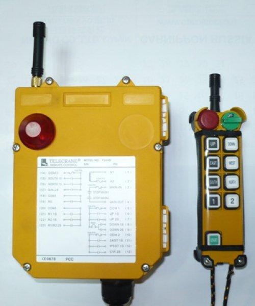 Радиоуправление тип F24-8D (двухскоростное)(TELECRANE пр.Тайвань)
